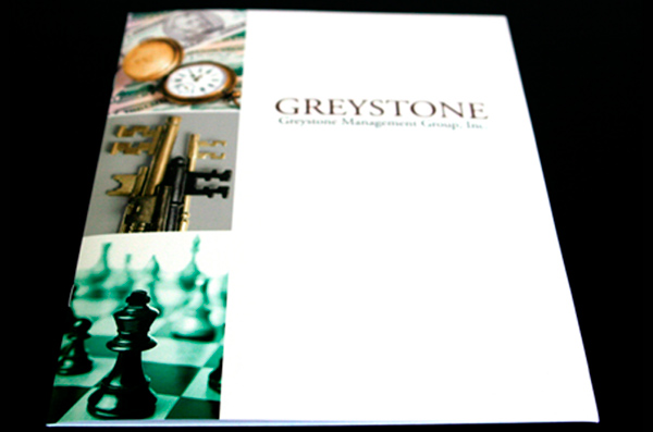 Greystone brochure front cover